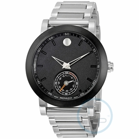 Movado 0660001 Museum Sport Motion Mens Quartz Watch