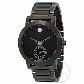 Movado 0660002 Museum Sport Motion Mens Quartz Watch