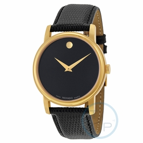 Movado 2100005 Museum Mens Quartz Watch