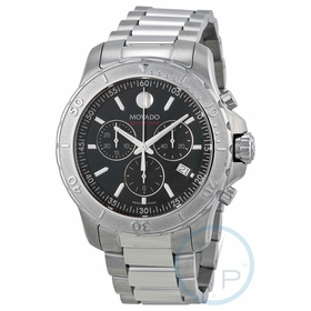 Movado 2600110 Series 800 Mens Chronograph Quartz Watch