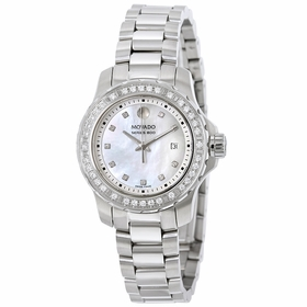 Movado 2600120 Series 800 Ladies Quartz Watch
