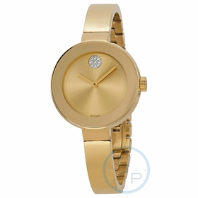 Movado 3600201 Bold Ladies Quartz Watch
