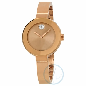 Movado 3600202 Bold Ladies Quartz Watch
