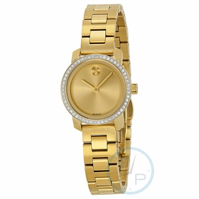 Movado 3600215 Bold Ladies Quartz Watch