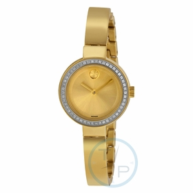 Movado 3600322 Bold Ladies Quartz Watch