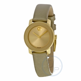 Movado 3600339 Bold Ladies Quartz Watch