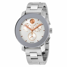 Movado 3600356 Bold Unisex Chronograph Quartz Watch