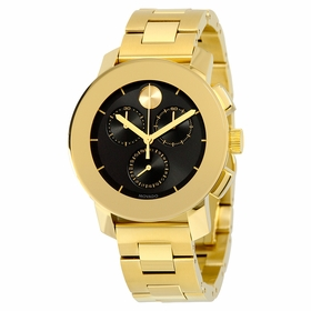 Movado 3600359 Bold Unisex Chronograph Quartz Watch