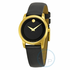 Movado 606877 Museum Ladies Quartz Watch