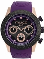 Mulco MW51962087 Nuit Unisex Chronograph Swiss Quartz Watch
