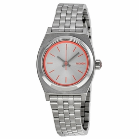 Nixon A3991764 Small Time Teller Ladies Quartz Watch