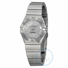 Omega 123.10.24.60.55.001 Constellation Ladies Quartz Watch