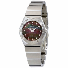 Omega 123.10.24.60.57.003 Constellation Ladies Quartz Watch