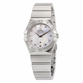 Omega 123.10.27.60.55.004 Constellation Ladies Quartz Watch