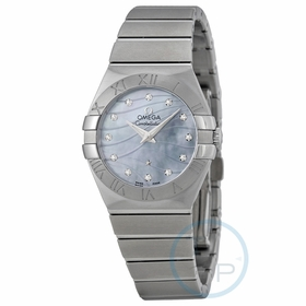 Omega 123.10.27.60.57.001 Constellation Ladies Quartz Watch