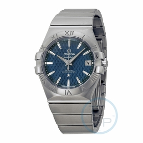 Omega 123.10.35.20.03.002 Automatic Watch
