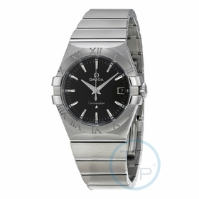 Omega 123.10.35.60.01.001 Constellation 09 Quartz Mens Quartz Watch