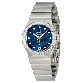 Omega 123.15.27.20.53.001 Constellation Ladies Automatic Watch