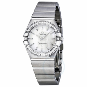 Omega 123.15.27.60.05.001 Constellation Ladies Quartz Watch