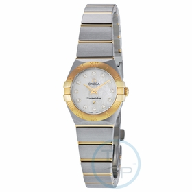 Omega 123.20.24.60.55.002 Quartz Watch
