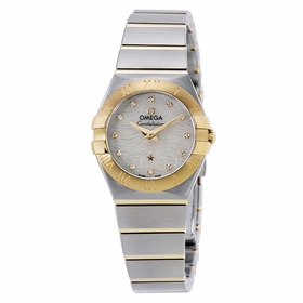 Omega 123.20.24.60.55.008 Constellation Ladies Quartz Watch