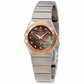 Omega 123.20.24.60.57.005 Constellation Ladies Quartz Watch