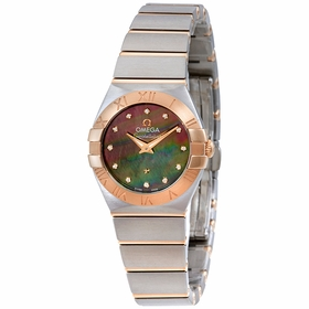 Omega 123.20.24.60.57.006 Constellation Ladies Quartz Watch
