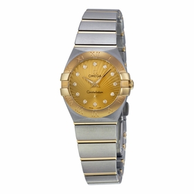 Omega 123.20.24.60.58.001 Quartz Watch