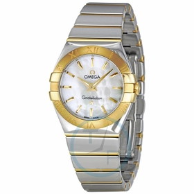 Omega 123.20.27.60.05.004 Constellation Ladies Quartz Watch