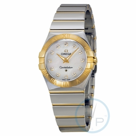 Omega 123.20.27.60.55.004 Constellation Ladies Quartz Watch