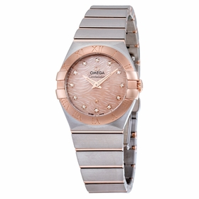Omega 123.20.27.60.57.004 Constellation Ladies Quartz Watch