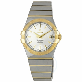 Omega 123.20.35.20.02.002 Automatic Watch