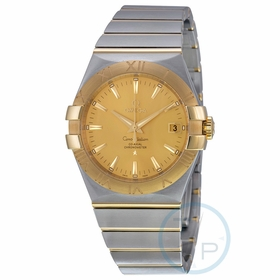 Omega 123.20.35.20.08.001 Constellation Mens Automatic Watch