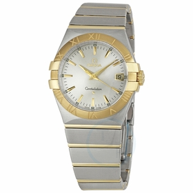 Omega 123.20.35.60.02.002 Constellation Ladies Quartz Watch
