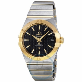 Omega 123.20.38.21.01.002 Constellation Mens Automatic Watch