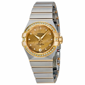 Omega 123.25.27.20.58.002 Constellation Ladies Automatic Watch