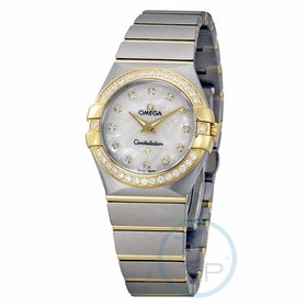 Omega 123.25.27.60.55.003 Quartz Watch