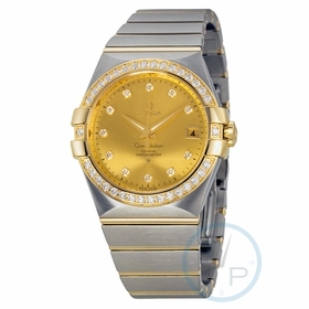 Omega 123.25.35.20.58.001 Constellation Ladies Automatic Watch