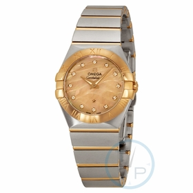 Omega 123.20.27.60.57.002 Constellation Ladies Quartz Watch