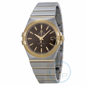 Omega 123.20.35.20.06.001 Constellation Mens Automatic Watch