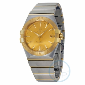 Omega 123.20.35.60.08.001 Constellation Ladies Quartz Watch