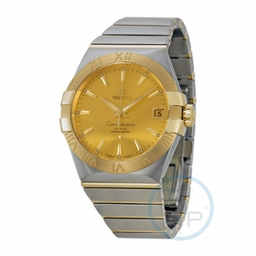 Omega 123.20.38.21.08.001 Automatic Watch