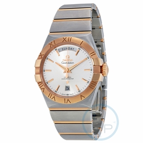 Omega 123.20.38.22.02.001 Constellation Mens Automatic Watch