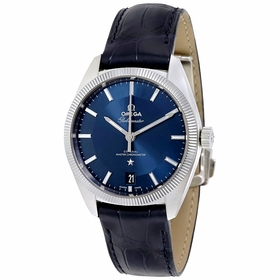 Omega 130.33.39.21.03.001 Globemaster Mens Automatic Watch