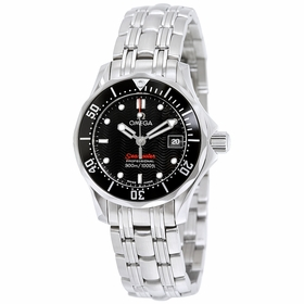 Omega 212.30.28.61.01.001 Seamaster Ladies Quartz Watch