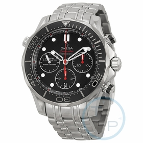 Omega 212.30.44.50.01.001 Seamaster Mens Chronograph Automatic Watch