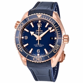Omega 215.63.44.21.03.001 Seamaster Planet Ocean Mens Automatic Watch