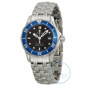 Omega 2224.80 Seamaster James Bond Ladies Quartz Watch