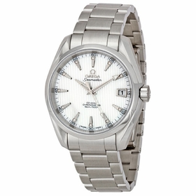 Omega 231.10.39.21.55.001 Seamaster Aqua Terra Mens Automatic Watch