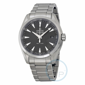 Omega 231.10.39.60.06.001 Seamaster Aqua Terra Mens Quartz Watch